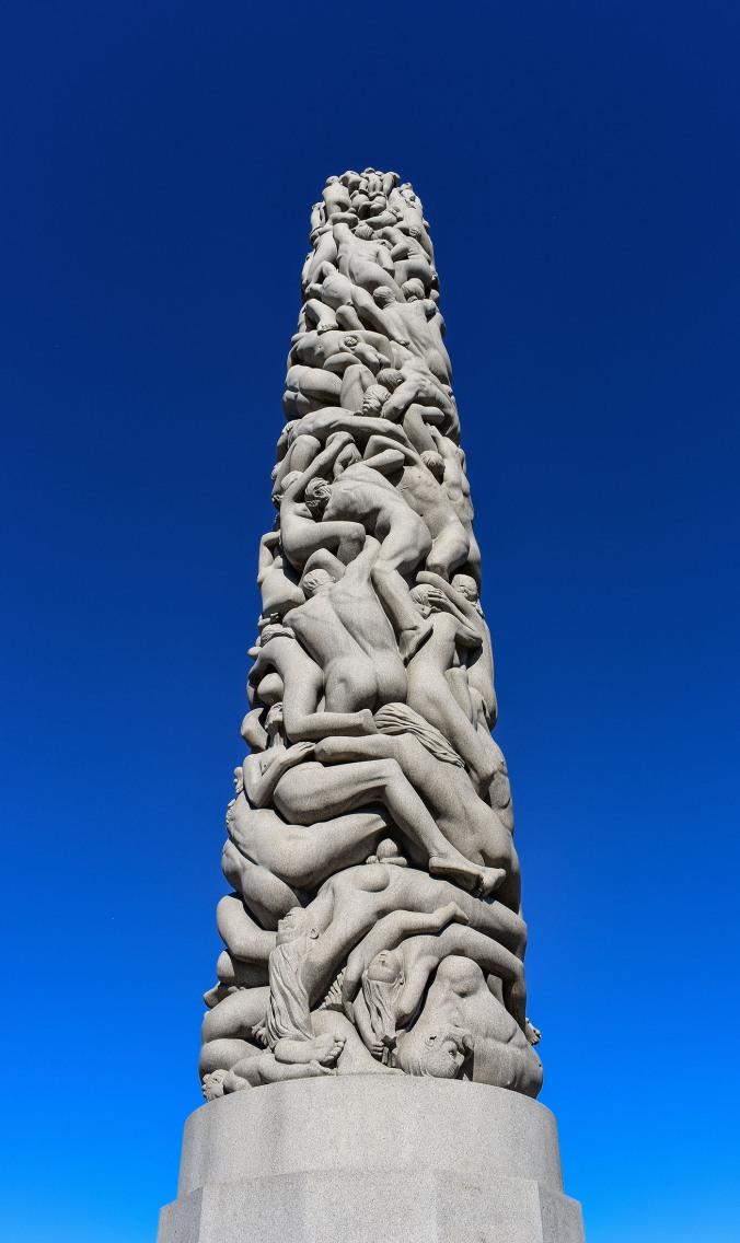 Gustav Vigeland Monolith