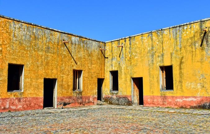 Mezcala Fort blog