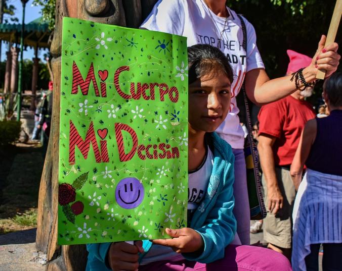 Women's March 2018 Ajijic Mexico 5