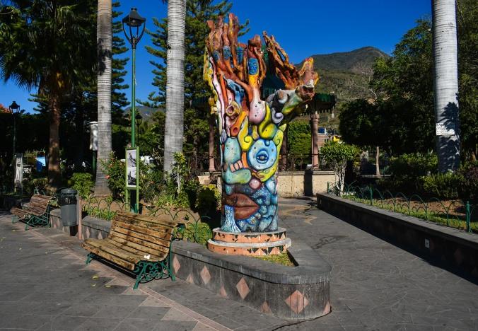 Ajijic Tree Sculpture